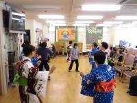 4月 民踊鑑賞会