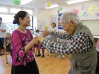 5月 車椅子ダンス