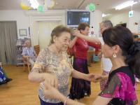 7月 車椅子ダンス