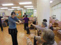 1月 車椅子ダンス
