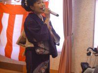 6月 秋山涼子さん来園