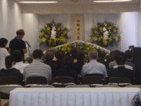 8月 平成30年度「永眠者追悼式」