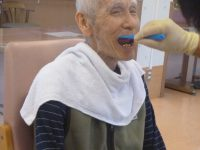 施設の歯のケア*訪問歯科
